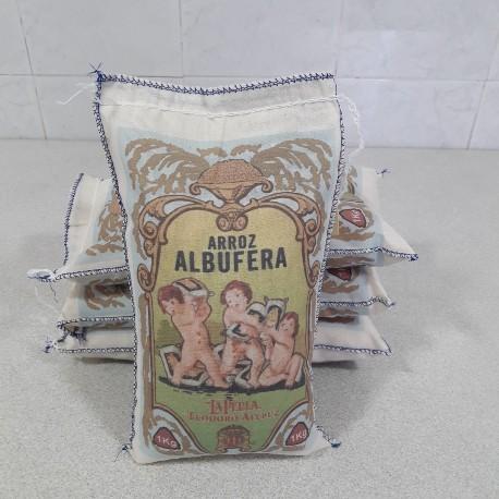 ARROZ ALBUFERA SACO 1 KG